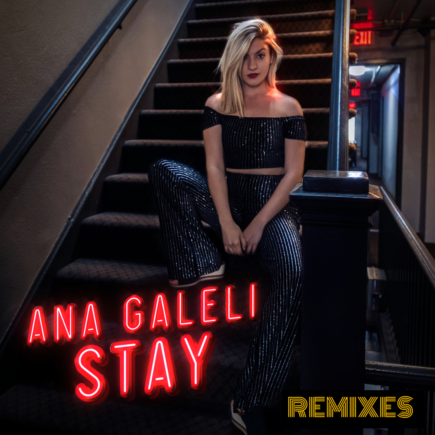 Ana Galeli - Stay Remixes